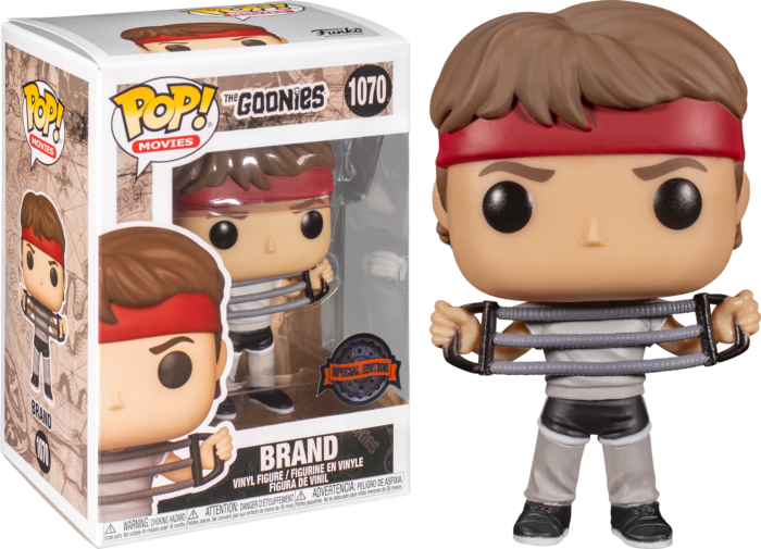 Funko Pop! The Goonies - Brand