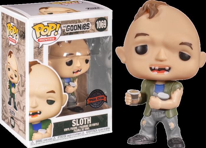 Funko Pop! Sloth with Ice Cream - The Goonies