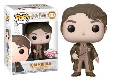 Funko Pop! Tom Riddle Exclusivo (Sticker de Wootbox) - Harry Potter