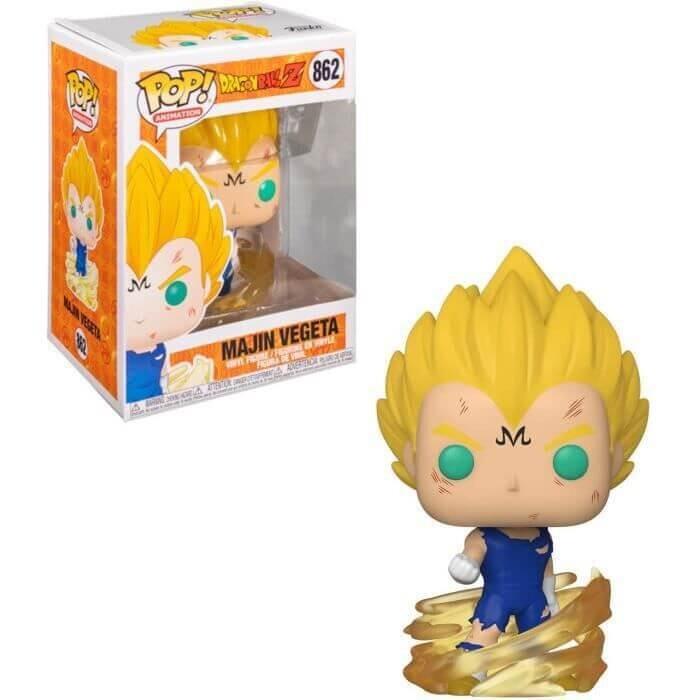 Funko Pop! Majin Vegeta - Dragon Ball Z