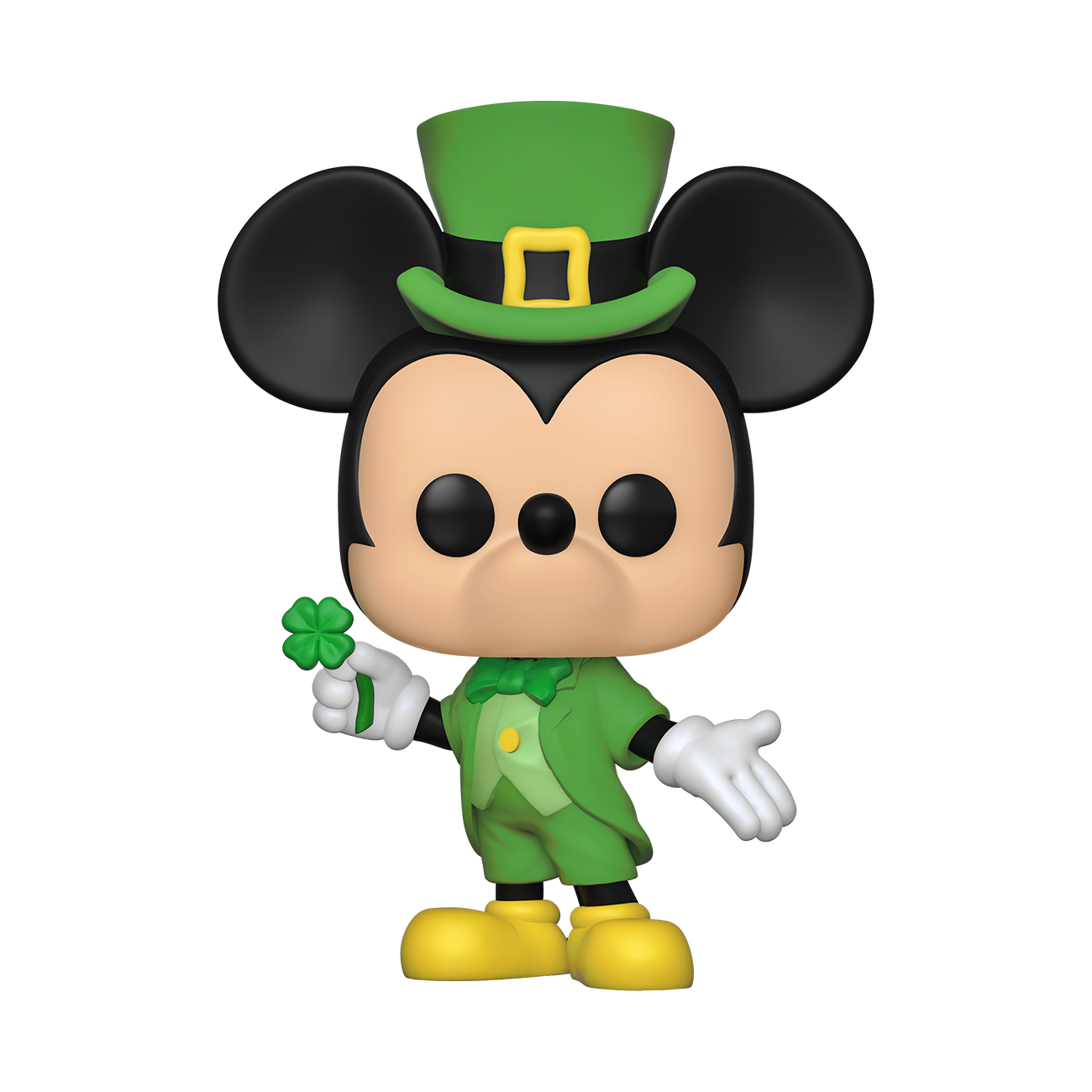 Funko Pop! Mickey Mouse (Saint Patrick's Day)
