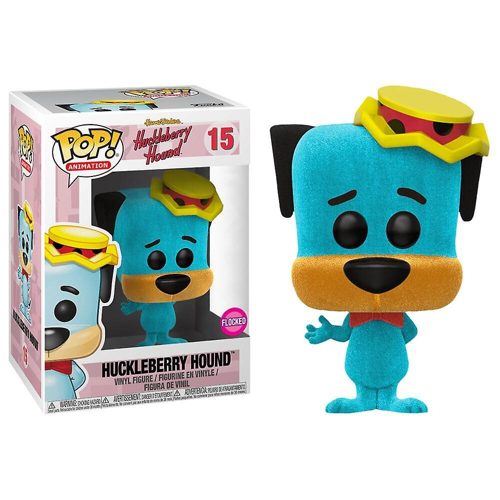 Funko Pop! Huckleberry Hound (flocked) - Hanna-Barbera
