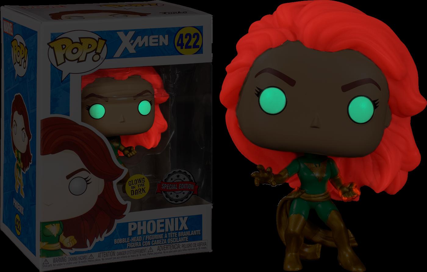 Funko Pop! Dark Phoenix (Glow in the Dark) - X-Men