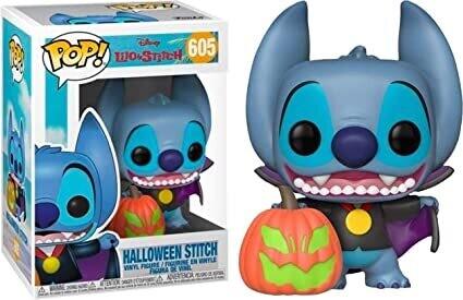 Funko Pop! Halloween Stitch - Lilo y Stitch