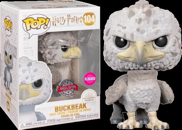 Funko Pop! Buckbeak (Flocked) - Harry Potter