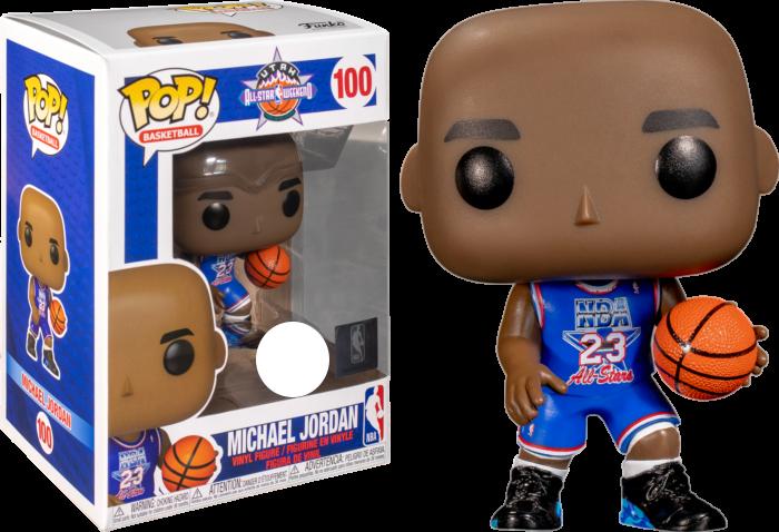 Funko Pop! Michael Jordan - All-Star Weekend