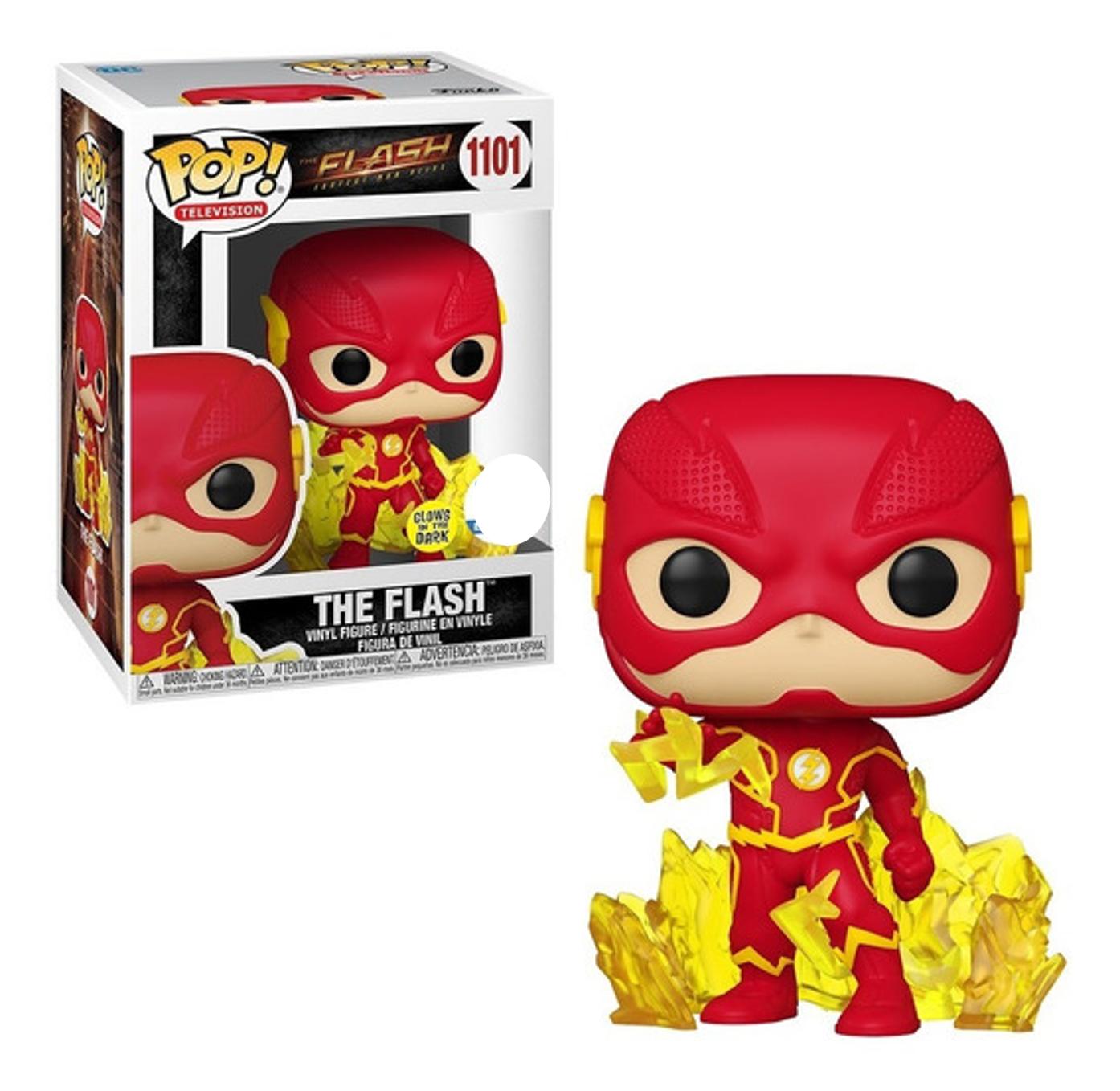 Funko Pop! The Flash (Glow in the Dark) - DC