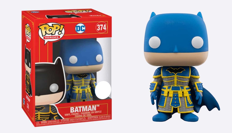 Funko Pop! Batman Imperial Azul - DC