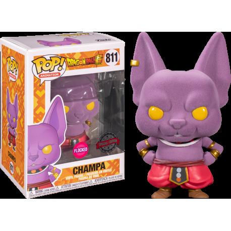 Funko Pop! Champa (Flocked) - Dragon Ball