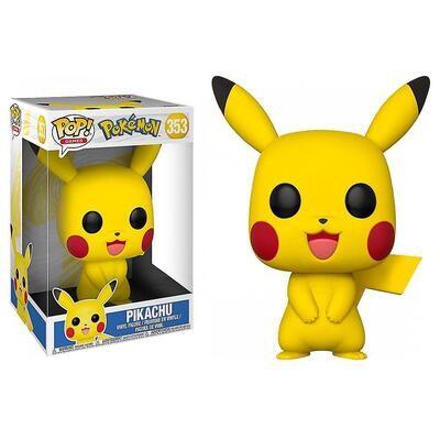 Funko Pop! Pikachu 10'' - Pokemon