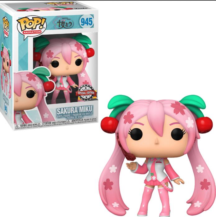 Funko Pop! Sakura Miku (Special Edition) - Animation