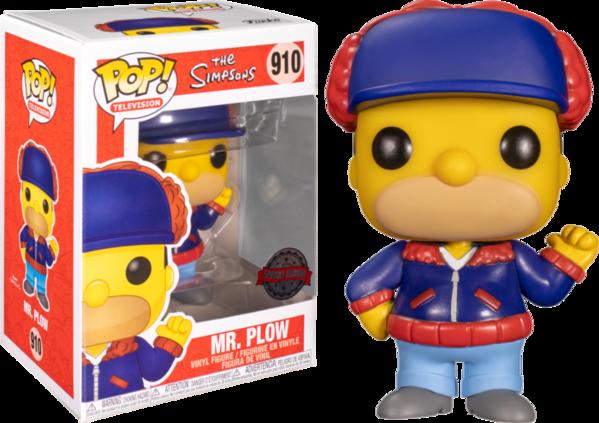 Funko Pop! Mr. Plow - The Simpsons