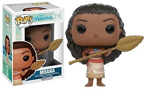 Funko Pop! Moana (Special Edition) - Disney