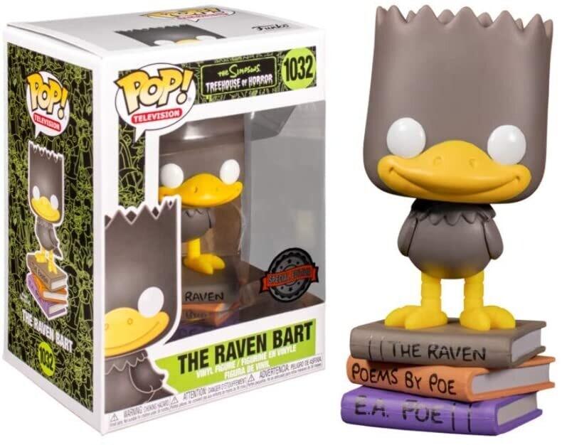 Funko Pop! The Raven Bart - The Simpsons