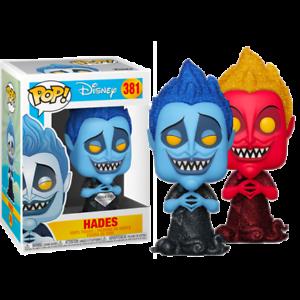 Funko Pop! Hades Diamond (opción chase) - Disney