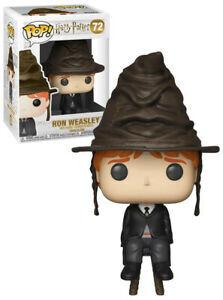 Funko Pop! Ron Weasley (sombrero seleccionador) - Harry Potter