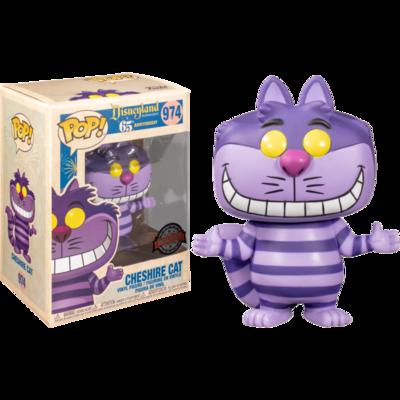 Funko Pop! Cheshire Cat (Special Edition) - Disneyland 65 aniversario