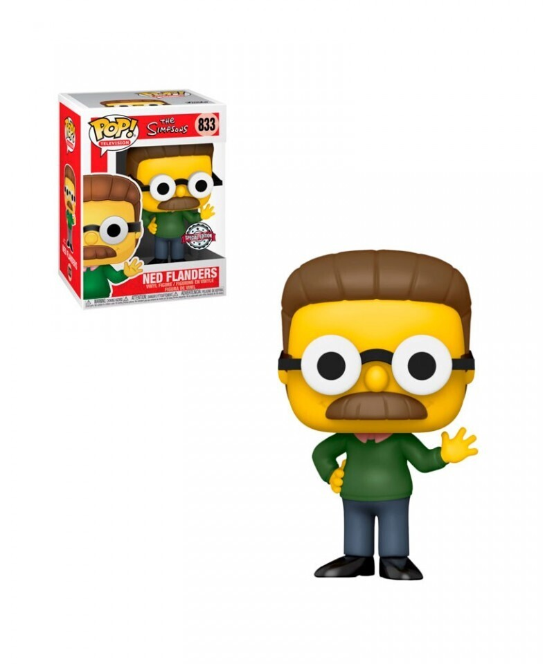 Funko Pop! Ned Flanders (Special Edition) - The Simpsons