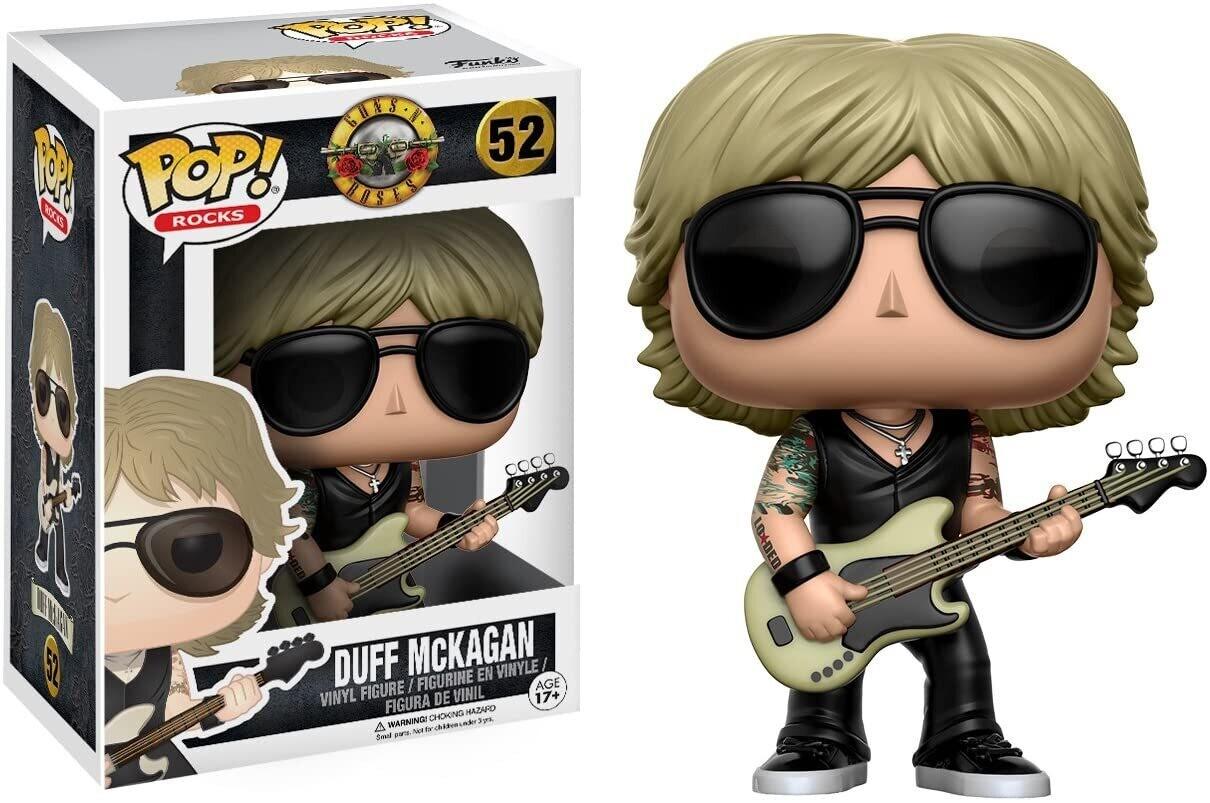 Funko Pop! Duff McKagan - Guns N' Roses