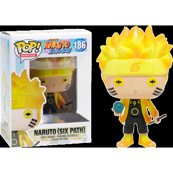 Funko Pop! Naruto (Six Path) (Glows in the dark) - Naruto Shippuden (sin sticker de GITD)