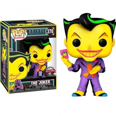 Funko Pop! The Joker Black Light - Batman (DC)