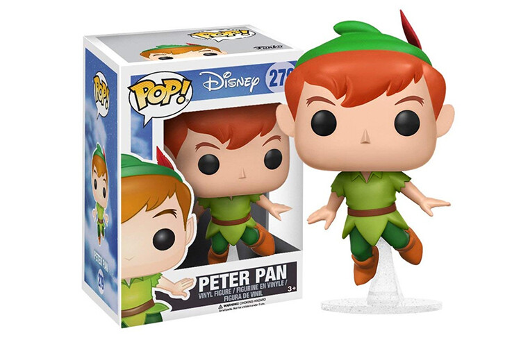 Funko Pop! Peter Pan (Special Edition) - Disney