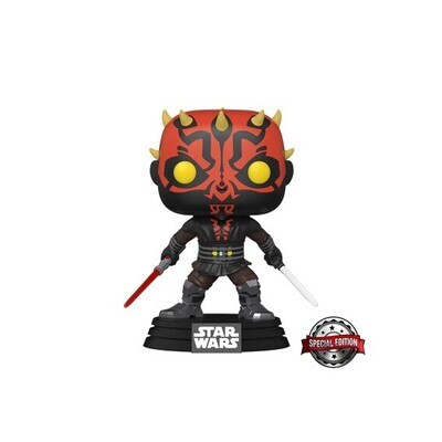 Funko Pop! Darth Maul (Special Edition) - Star Wars