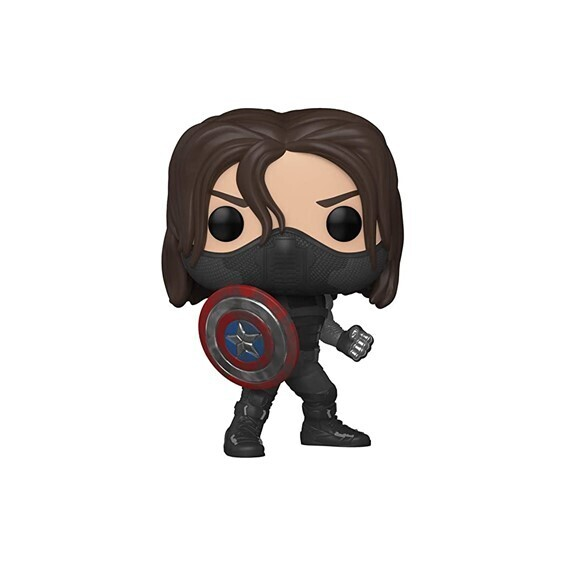 Funko Pop! Winter Soldier (YOTS) - Marvel