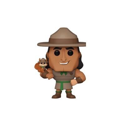 Funko Pop! Kronk Scout (Summer Convention 2021) - Disney