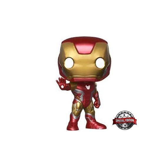 Funko Pop! Iron Man (Special Edition) - Marvel