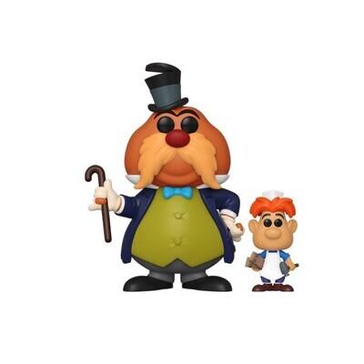 Funko Pop! Walrus y el carpintero (Summer Convention 2021) - Disney