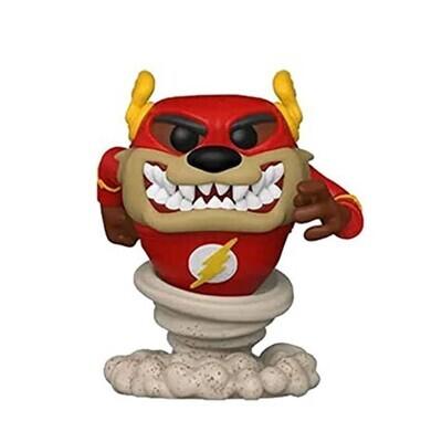 Funko Pop! Taz as The Flash (SE) - DC Looney Tunes