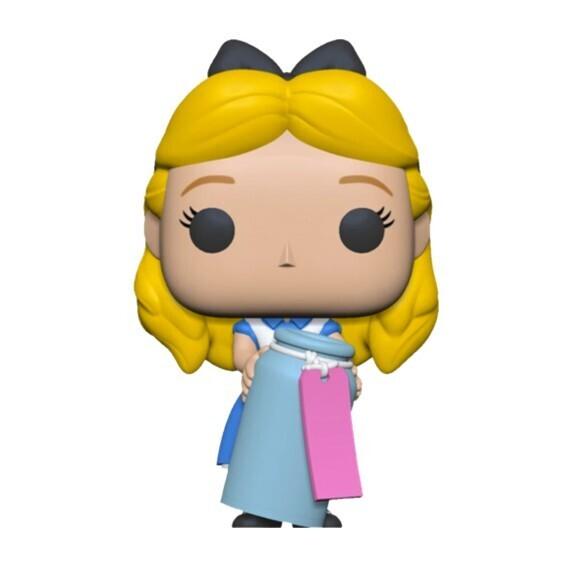 Funko Pop! Alice with bottle - Alicia en el país de las maravillas (Disney)