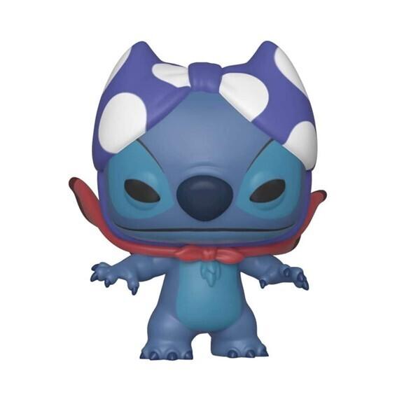 Funko Pop! Superhero Stitch - Lilo & Stitch