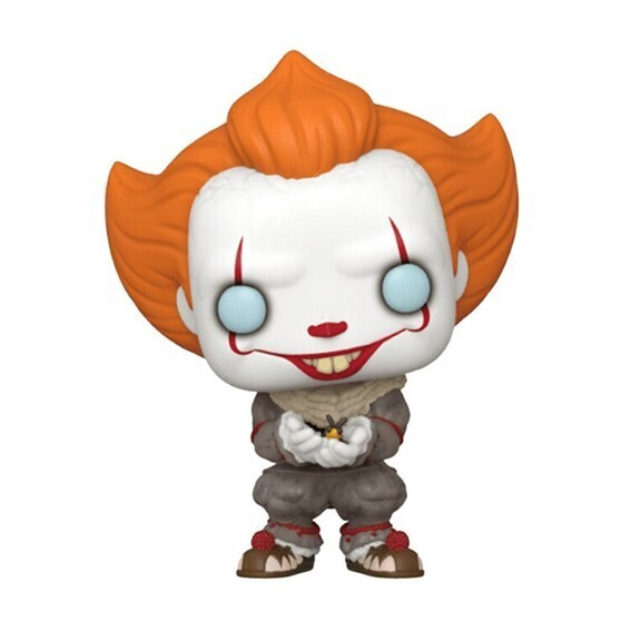 Pennywise with Glow Bug - IT