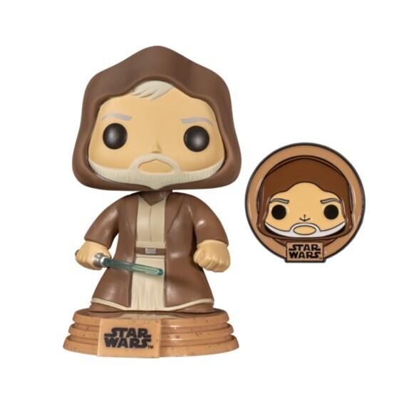 Funko Pop! Star Wars: Across TheGalaxy Obi wan Kenobi