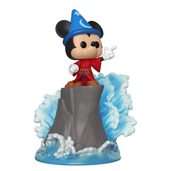 Funko Pop! Sorcerer Mickey Movie Moments 481