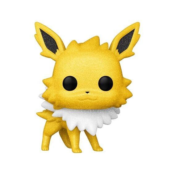 Funko Pop! Jolteon Diamond (Wondrous Convention 2021) - Pokemon