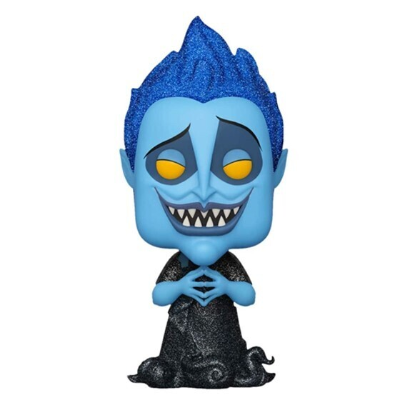 Funko Pop! Hades Diamond (opción a chase) - Disney