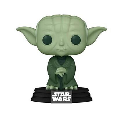 Funko Pop! Yoda (Spring Convention 2021) - Star Wars