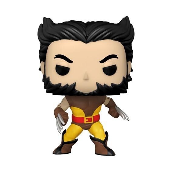 Funko Pop! Wolverine (Exclusivo) - X-Men (Marvel)