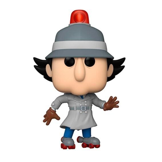 Funko Pop! Inspector Gadget Skates (Exclusive) - Inspector Gadget