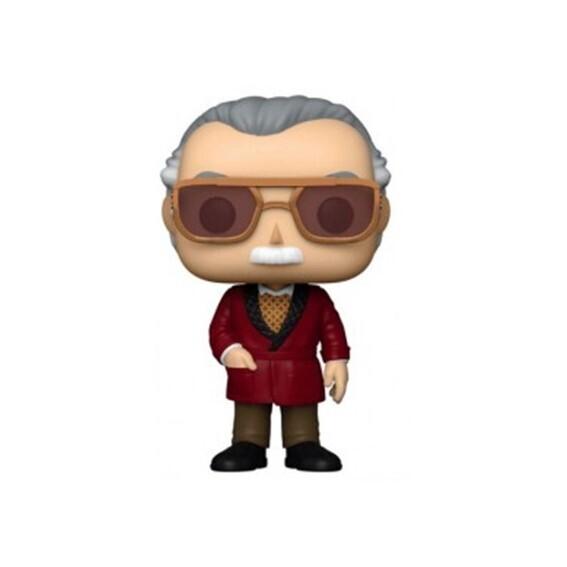 Funko Pop! Stan Lee 656 (Summer Convention 2020) - Iron Man (Marvel)