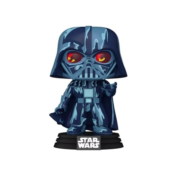 Funko Pop! Retro Darth Vader - Star Wars