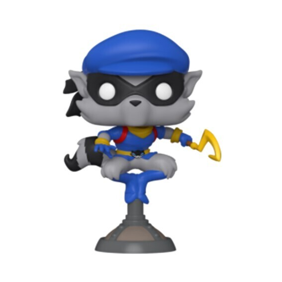 Funko Pop! Sly Cooper - PlayStation