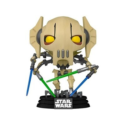 Funko Pop! General Grievious (Special Edition) - Star Wars