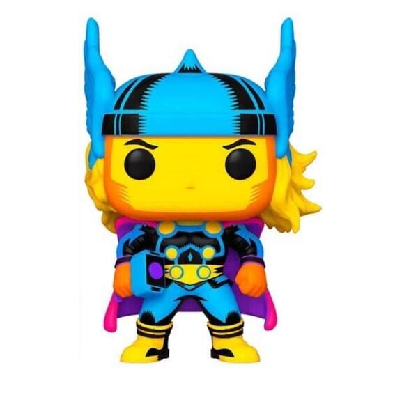 Funko Pop! Thor (Black Light) - Marvel