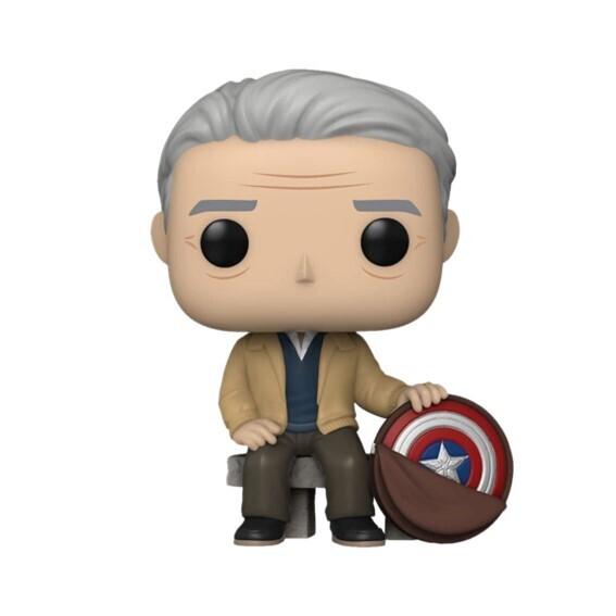 Funko Pop! Old Man Steve - Marvel (Avengers Endgame)