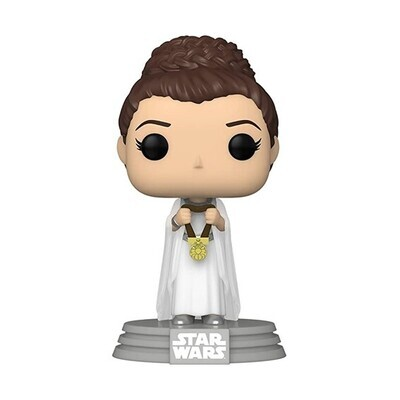 Funko Pop! Princess Leia (Yavin) - Star Wars
