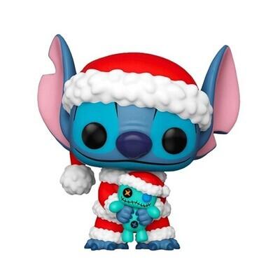 Funko Pop! Santa Stitch - Disney